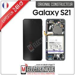 Ecran LCD Gray Original Samsung Galaxy S21 Sm-g991b