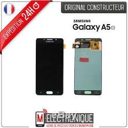 Ecran LCD Noir Original Samsung Galaxy A5 2016 SM-A510F