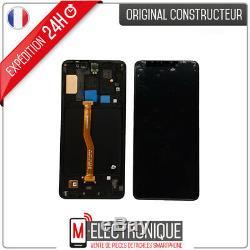 Ecran LCD Noir Original Samsung Galaxy A9 2018 A920F