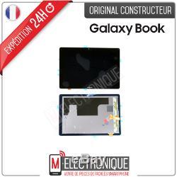 Ecran LCD Noir Original Samsung Galaxy Book 10.6