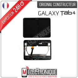 Ecran LCD Noir Original Samsung Galaxy Tab 4 10.1 T533