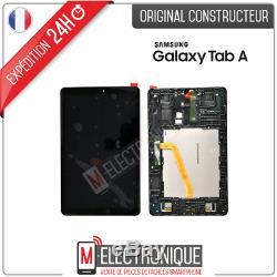 Ecran LCD Noir Original Samsung Galaxy Tab A 10.5 Sm-t590 / Sm-t595