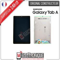 Ecran LCD Noir Original Samsung Galaxy Tab A 2019 10.1 Sm-t510