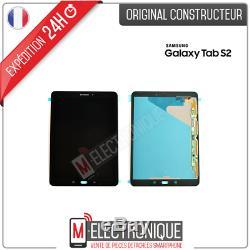 Ecran LCD Noir Original Samsung Galaxy Tab S2 9.7 T810