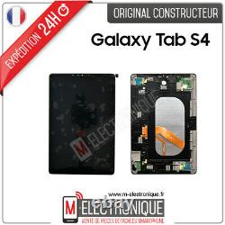 Ecran LCD Noir Original Samsung Galaxy Tab S4 10.5 T835 / T830