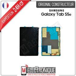 Ecran LCD Noir Original Samsung Galaxy Tab S5e Sm-t725