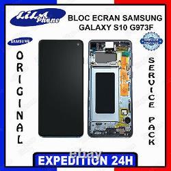 Ecran LCD Original Samsung Galaxy S10 Sm-g973f