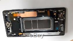 Ecran LCD Original +Vitre Tactile Samsung Galaxy NOTE 9 noir occasion