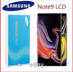 Écran LCD Samsung Galaxy Note 9 SM-N960F Bleu Original