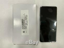 Ecran LCD Samsung Galaxy S10 SM-G973 Noir Original (SERVICE PACK)