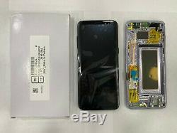 Ecran LCD Samsung Galaxy S8 SM-G950 Noir Original (Service Pack)