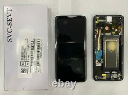 Ecran LCD Samsung Galaxy S9 SM-G960 Noir Original (SERVICE PACK)
