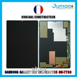 Ecran LCD + Tactile Noir Original Tablette Samsung Galaxy Tab S5e Sm-t720 T725