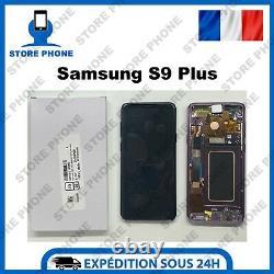 Ecran LCD +Tactile Samsung Galaxy S9 Plus SM-G965 Violet Original (SERVICE PACK)