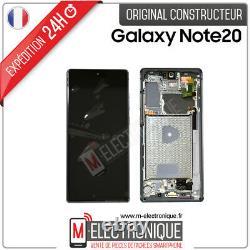 Ecran LCD Vert Original Samsung Galaxy Note 20 Sm-n981