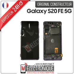 Ecran LCD Violet Original Samsung Galaxy S20 Fe 5g Sm-g781b