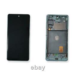 Ecran LCD Vitre Tactile Chassis Original Samsung Galaxy Sm-g781b S20 Fe 5g Vert