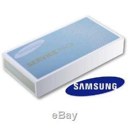 Ecran LCD Vitre Tactile Noir Gold Or Original Samsung Galaxy S7 G930F
