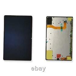 Ecran LCD Vitre Tactile Original Samsung Galaxy Sm-t976 Tab S7 Plus 5g 12.4 Noir