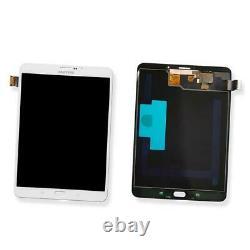 Ecran LCD Vitre Tactile Original Samsung Galaxy Tab S2 8.0 Lte Sm-t715f Blanc