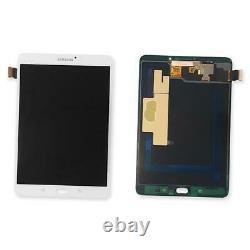 Ecran LCD Vitre Tactile Original Samsung Galaxy Tab S2 Plus 8.0 Sm-t713 Blanc