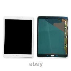 Ecran LCD Vitre Tactile Original Samsung Galaxy Tab S2 Plus 9.7 Sm-t813 Blanc