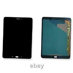 Ecran LCD Vitre Tactile Original Samsung Galaxy Tab S2 Plus 9.7 Sm-t813 Noir