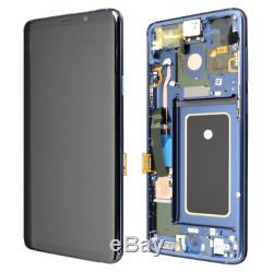 Ecran Original LCD Samsung Galaxy S9 plus Bleu