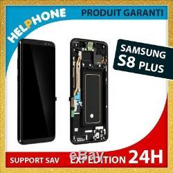 Ecran Original Noir Samsung galaxy S8 plus G955F