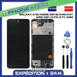 Ecran Original Samsung Galaxy A10 A20e A21s A40 A41 A50 A51 A70 A71 A80