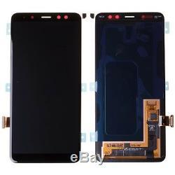 Ecran Original Samsung Galaxy A8 2018 A530F Noir
