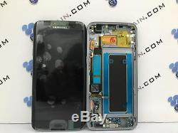 Ecran Original Samsung Galaxy S7 Edge SM-G935F Nouveau avec Cadre Choix Couleur