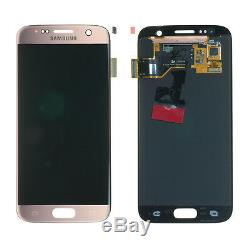 Ecran Original Samsung Galaxy S7 G930F Rose