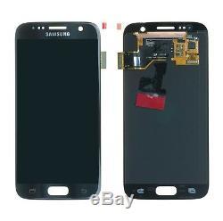 Ecran Original Samsung Galaxy S7 G930F noir blanc doré ou argent
