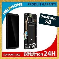 Ecran Original Samsung galaxy S8 G950F NOIR