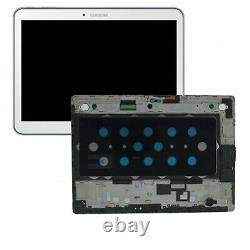 Écran Plein Cadre Samsung Galaxy Tab S T800 Blanc Original Nouveau