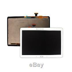 Écran Plein Samsung Galaxy Note SM-P600 10.1' Blanc Original Nouveau