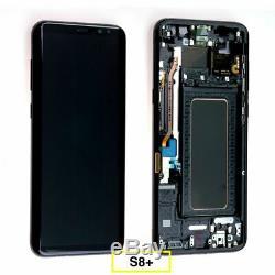Ecran Samsung Galaxy ORIGINAL occasion S8/S8+ S9/S9+ S10+ avec des micro rayure