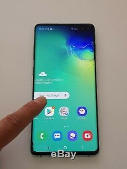 Écran Samsung Galaxy S10+ SM-G975F/DS Original avec la vitre et LCD cassée