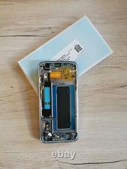 Ecran Samsung Galaxy S7 Edge Original Service Pack Sm-G935F Noir