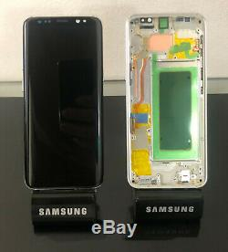 Écran amoled original Samsung Galaxy S8 / G950F Argent (GH97-20457B)