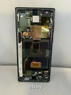 Ecran complet + Coque avant Galaxy Note 10 (N970). Originale GH82-20818A