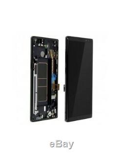 Ecran lcd tactile Original Samsung Galaxy Note 8 Noir Pack Service