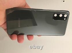Ecran samsung galaxy s20 5g original complet batterie-camera avant