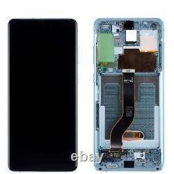 LCD display Original pour Samsung Galaxy s20plus G985 5G G986 écran tactile noir