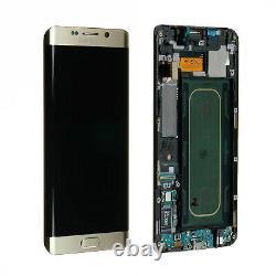 Lcd écran originale Samsung Galaxy S6 edge plus G928F service pack