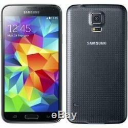 Mobile Samsung Galaxy S5 Plus SM-G901F 16 GB Single Sim Noir Original Libre C
