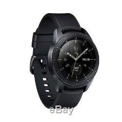 Montre Samsung Galaxy Montre SM-R810 42mm Wifi Noir Original Utilisé A