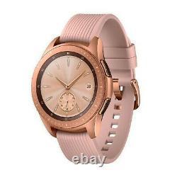 Montre Samsung Galaxy Watch SM-R810N 42MM Wifi Rose Or Original Utilisé C