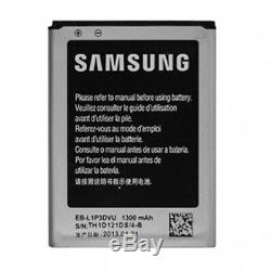 ORIGINAL SAMSUNG BATTERIE PILE ACCU 1300mAh EB-L1P3DVU Pour Galaxy Fame S6810